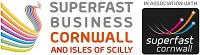 Superfast Business Cornwall logo